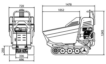 H500-dimensions
